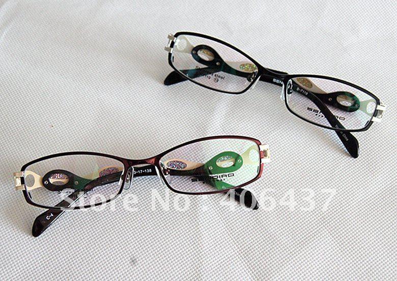 Women's Fashion Eyeglass Frame Eyewear Brand New Top Quality Optical(China (Mainland))