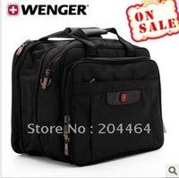 WENGER 2011 New Model Swiss Gear Laptop Bag Messenger/Travelling Bag/Briefcase/Messenger/pack Waterproof /High Quality