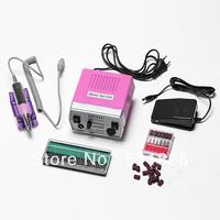 Инструменты для дизайна ногтей DIY Nail Art Colors DIY Printing Printer Stamper Pattern Manicure Machine Stamp Kit #8456