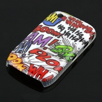 Free shipping,HAHA case for Blackberry 8520