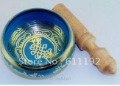 Asian Tibetan Copper Singing Bowl Strike free shipping