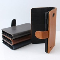 Чехол для для мобильных телефонов High Quality PU Leather Case Cover Pouch For Samsung Galaxy Gio S5660