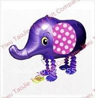 2012 NEW ARRIVAL Free shipping elephant walking balloon ,50 pcs /Lot