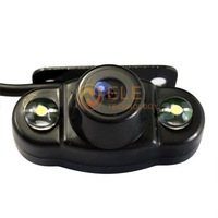 Wide Angle Black Night Vision Reverse Backup Color Car Rear View Camera