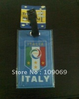 Italy bule travel name tag / multi-function baggage tag