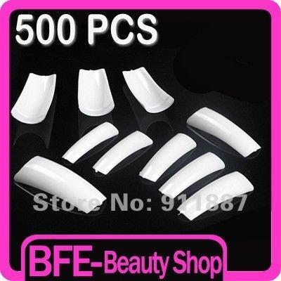 Free Makeup Samples Free Shipping on French Artificial False Nail Uv Gel Nail Tips False Nail Free Sample