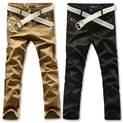 две пары мужских штанов