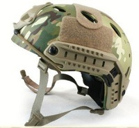 Fast Style Base Jump Helmet Navy Seal  Shell Multicam free ship
