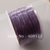Free shipping, wax cord 1.0mm, 100m one spool,  5 pcs /lot, 56#