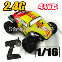 1/16 4WD 2.4G on road Touring car RTR1:16 rc car