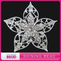 2012 New charming bridal rhinestone brooch+hot sale+high quality+free shipping