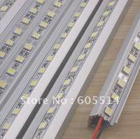 [Seven Neon]DC12V 17.3W SMD 5005 LED Bar Lights 72LEDs/M V-type aluminum LED bar Light free DHL express shipping