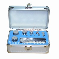 M1 Class 1mg-200g Stainless Steel Calibration Weights Kit Set, Digital Scale Balance Weights w Certificate, 23pcs Inside