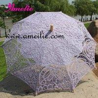 HOT Sale Bridal Accessories Bridal  Umbrellas Lace Parasol