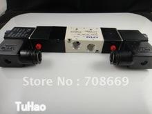 4V230C-08 DC 12V 3 Position 5 Way Air Solenoid Valve(China (Mainland))