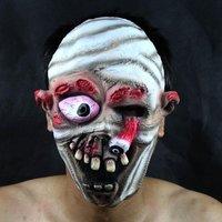 FREE SHIPPING!!!Masquerade party mask, Halloween props, bar party supplies, bad eye mummy mask