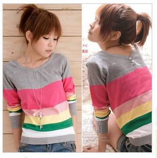 Женский пуловер WholFashion A018