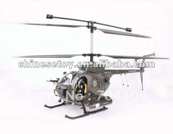 free shipping Hughes Defender rc helicopter with camera with gyro and memory card(China (Mainland))