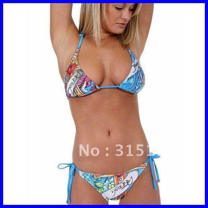 Free shipping Discover Your Softer Bikini Set Women Sexy Swimwear Wholesale 10pcs/lot 2012 Swimsuit For Women 40446(China (Mainland))