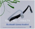 505erphone for nokia///Over-Neck Bluetooth Stereo Headset for Cell Phones (White,black))+freeshipping!!