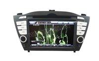 Hyundai Tucson ix35 Hyundai Tucson ix GPS Navigation system with DVD Player and 7 Inch HD Touchscreen and iPod PIP RDS