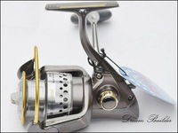Free shipping JAPANESE BRAND RYOBI SPINNING FISHING REEL 4000/5.0:1/BALL BEARINGS 8+1/ORIGINAL/ORIGINAL FISHING REEL