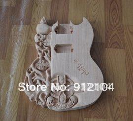 cnc machine for guitar bodies