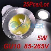 LED bulb,LED spot lamp,LED lighting,GU10 SMD 5050 5W, Wholesale