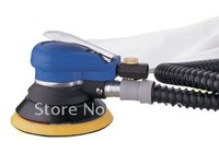 "Professional 5"" / 6"" Air Orbital Sander (Non-Vacuum & Central-vacuum type) by 10000RPM"