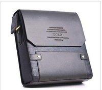 Free shipping Fashion Men Shoulder Bag,Briefcase Men Genuine Leather Messenger Bag Polo,Top brand business bag