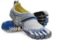Free Shipping EMS climbing, hiking toes shoes men's shoes Sports shoes #20121556