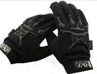 Mechanix style Tactical M-Pact Gloves Black free ship