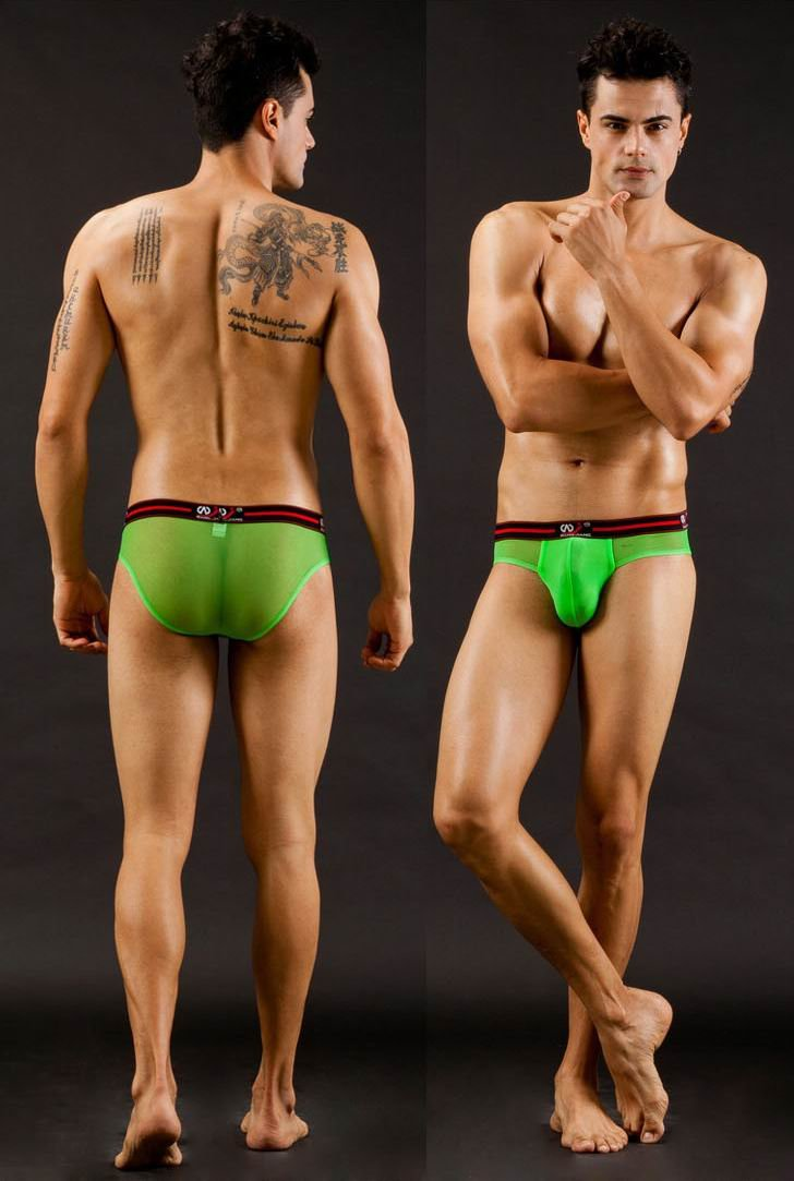 They Do Not Simply Solve The Poser Of The Straight Show: Underwear For Men