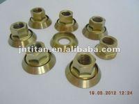 Gr5 Titanium Strut Tower Nuts for auto M10