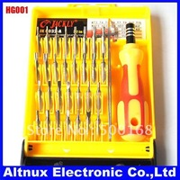 32 in 1 Precision Screwdriver Kit Repair Tools Set For Mobile Phone Iphone PSP HG001