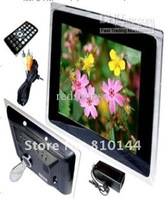 "NEW 12"" Inch Digital Photo Frame/Digital Picture Frame LCD Widescreen DPF"