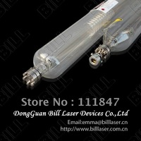 1650mm 100w Bill laser sealed co2 laser tube