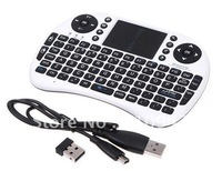 2.4GHz Wireless Mini Keyboard with Touchpad for PC Pad Google Andriod TV Box Xbox360 PS3 HTPC/IPTV