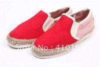 Женская обувь на плоской подошве 1 .