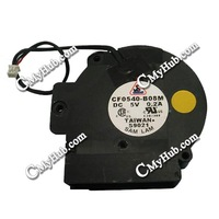 Free shipping DC 5V 0.2A, Cooling Fan For SAM LAM CF0540-B08M, S9021, S9126 Bare Fan, For Pavilion N5425 F3924H GE