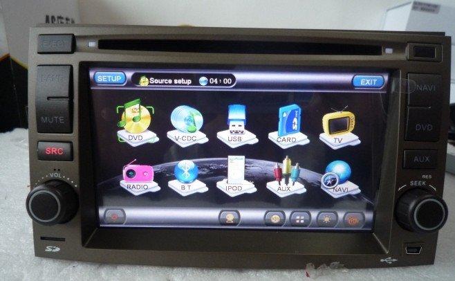 2 Din 6.2 inch Hyundai Azera car dvd player with dvd/cd/mp3/mp4/bluetooth/ipod/radio/tv/gps! wince 6.0 system!(China (Mainland))