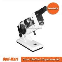 Hand lens meter Optical manual lensometer External reading AC/DC powered