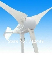 SMALL 1KW wind generator  48v /24v large output  delivery from factory suitable using on boat /sailling /home