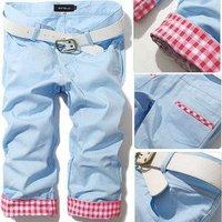 Free Shipping Mens slim Leisure  Pants,Men Casual Pants,slim men,4color,Size:28-36,100%guarantee ,drop shipping WP9