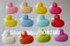 H041 carton duck shape 200pcs fashion buttons for kid's clothing plastic buttons