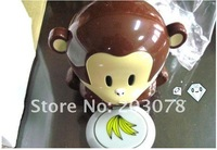 Free Shipping Monkey Dryer Blower/Portable blowing nails dryer/fingernail Dryer /nail salons stoving implement