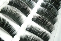 50Pairs Thick & Flexible Soft False Eyelashes Lashes