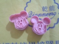 2 set  micky mouse mould