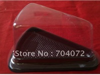 wholesale- free shipping 100pcs/lot cheese cake box / triangle shape cake liner cake cases gift cake box 12*9*7.5cm