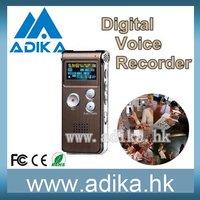 Free Shipping  Digital Voice Recorder Pen, 4GB    ADK-DVR0028